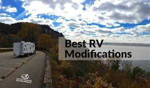 Best RV Modifications Ditching Suburbia - Corner cabinet for rv