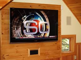 home theater wall stand wall mount a tv in center harbor nh lakes region home theater