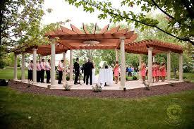 outdoor wedding reception venues the landmark centre