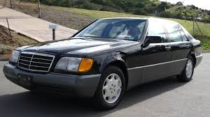 1992 mercedes benz 500sel w140 s600 s500 1 owner 45k orig mi 4
