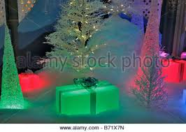Christmas Window Decorations Canada by Butchart Gardens Canada Christmas Stock Photos U0026 Butchart Gardens