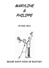 exemple discours mariage original notre livret de messe 19 mai 2012 eglise st roch bilstain on