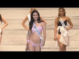 Miss International 2017 Swimsuit Competition Part 3 Youtube