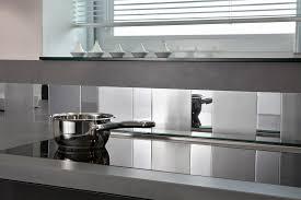 cr ence miroir cuisine stickers credence cuisine carrelage cuisine mur carrelage