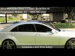 mercedes s63 2013 2013 mercedes s class s63 amg for sale in pompano