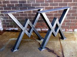 Best  Metal Table Legs Ideas On Pinterest Diy Metal Table - Ironing table designs