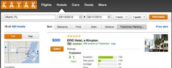 Tripadvisor Map Kayak Partners With Tripadvisor Kayak Travel Hacker Blog