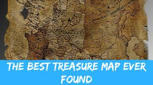 Treasure Maps The Best Treasure Map Ever Found Youtube