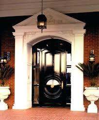 Foyer Chandelier Ideas Front Door Chandelier Endearing Chic Front Entry Door And Foyer