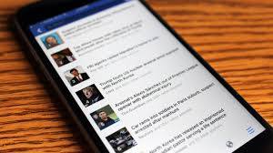 News Facebook Is Rolling Out A Trending News Section On Mobile Now