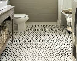 creative patterned bathroom floor tiles best 25 vintage