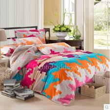 Bedding Set Teen Bedding For by Colorful Chic Patterned Designer Teen Bedding Sets King Size