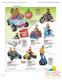 kmart black friday ad kmart toy book 2015living rich with coupons