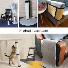 eviter griffes canapé meubles protéger chaton scratch bord pad sisal scratcher tapis