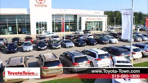 toyota car dealers london on used toyota tundra toyota dealers youtube
