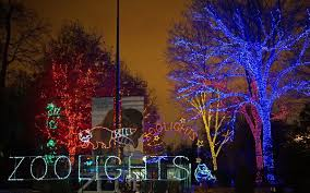National Zoo Lights by Photos Christmas Around The World Us News