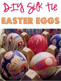 Decorating Easter Eggs With Silk Ties by How To Dye Easter Eggs With Silk Ties Silk Ties Easter And Egg