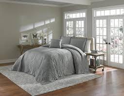 Grey Bedspread Cannon Gray Bedspread
