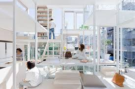 level house a minimal multi level house by sou fujimoto ignant com