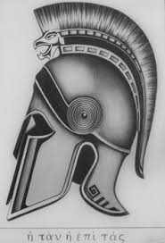 image result for spartan helmet drawing spartan tattoo pinterest