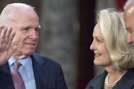 senators wife potential arizona senate vacancy who could replace john mccain vox