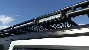 Ford F250 Truck Roof Rack - gobi led roof rack for 2007 jeep wrangler jk 4dr at ok4wd