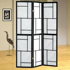 open bookshelf room divider 3 panel butterfly folding screen with