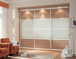 porte dressing sur mesure portes de placard en verre glastetik