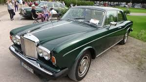 classic bentley coupe 1977 bentley corniche classic gala schwetzingen 2016 youtube