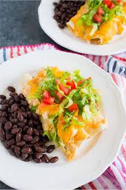 Main Dish Recipies Mom U0027s Chicken Enchiladas