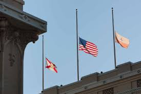 Flags Today At Half Mast City Of Jacksonville On Twitter