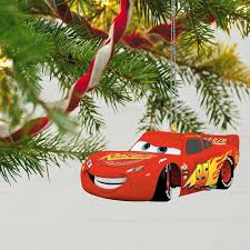 disney cars 3 lightning mcqueen sound ornament keepsake