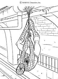 spiderman u0027s webs coloring nice coloring kids