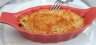 goosto fr recette de cuisine crumble de saumon aux pignons couleurdevie