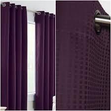 Magenta Curtain Panels 346 Best Home Curtains Teal Aqua Plum Aubergine U0026 Purple