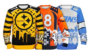 nfl sweaters nfl player jersey inspired sweaters groupon