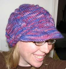 free pattern newsboy cap ravelry headline news cabled newsboy cap pattern by shannita williams