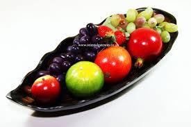 decorative fruit bowl wooden leaf shaped fruit bowls