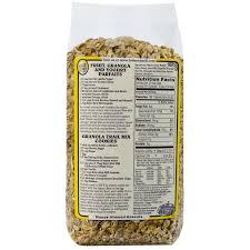 bob u0027s red mill honey almond granola 18 oz 510 g iherb com