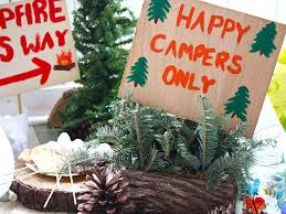 Decoration Pour Camping Car Indoor Camping Party Photo Gallery Babycenter