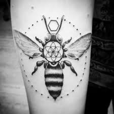 bees hive good bee tattoos