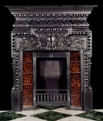 1000 images about antique iron fireplaces and fireplates on cast