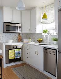 backsplash ideas for small kitchens 20 small kitchens that prove size doesn t matter countertops