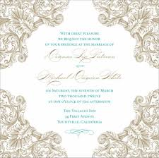 Designing Invitation Cards Perfect Finish Free Invitation Cards Retro Designing Template Gold
