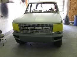 Ford Raptor Bronco - xtreme innovations and fabrication 1996 bronco u2013 raptor edition