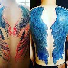 wings cover up best ideas gallery