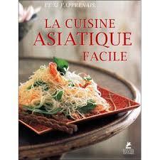 la cuisine asiatique facile broché collectif achat livre