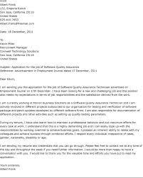 qa cover letter resume cover letter for qa jobsxs