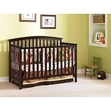 Freeport Convertible Crib Graco Freeport Convertible Crib Classic Cherry Baby