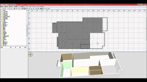 輸入尺寸的室內設計製作範例 sweet home 3d input the indoor design